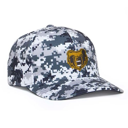 Delta Digital Camo Cap in Snow