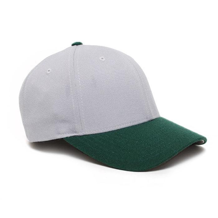 prime move cap silver-dark-green