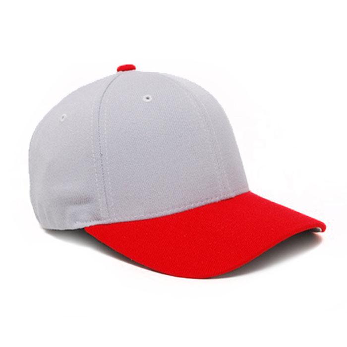 prime move cap silver-red