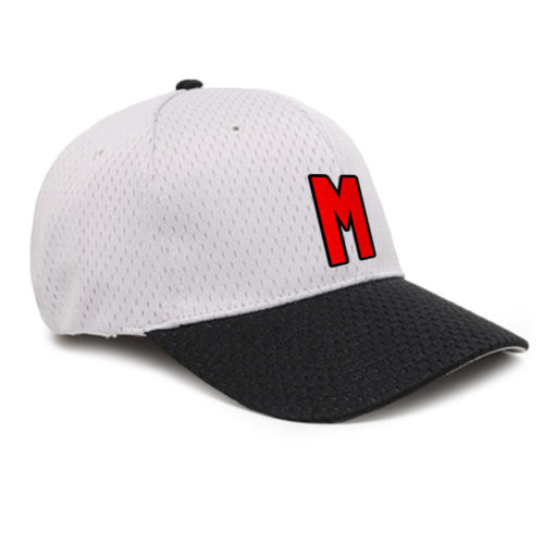 Perforated Performance Cap embroidered