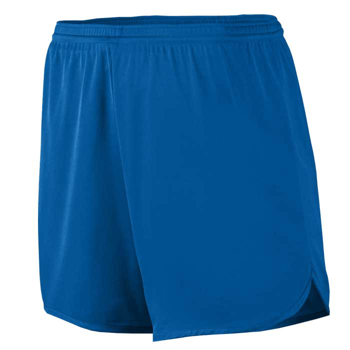 Men's Royal Blue Accelerate Track Uniform Shorts