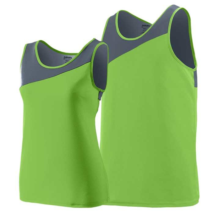 Lime and Graphite Accelerate Track Uniform Singlet
