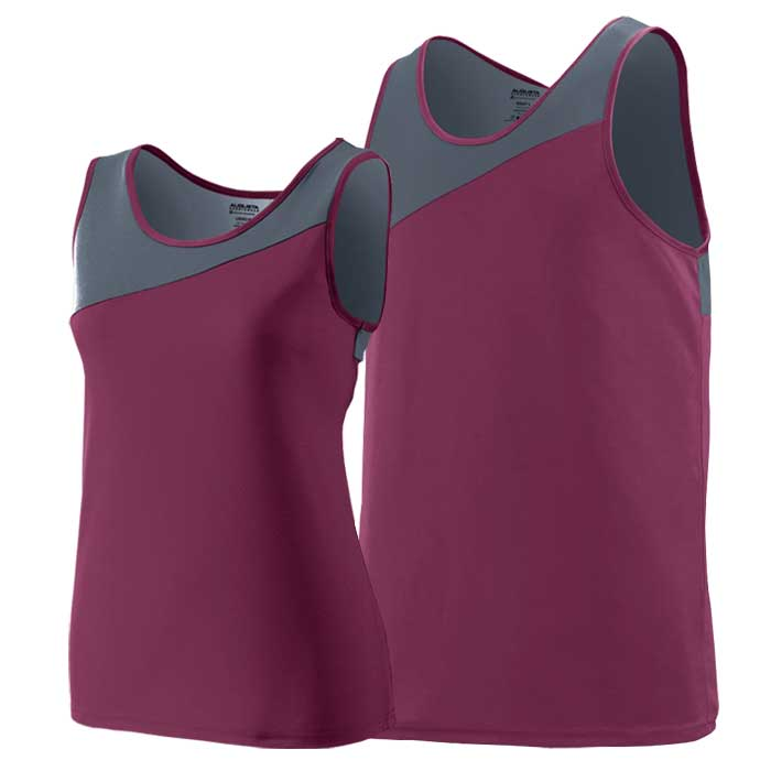 Maroon and Graphite Accelerate Track Uniform Singlet