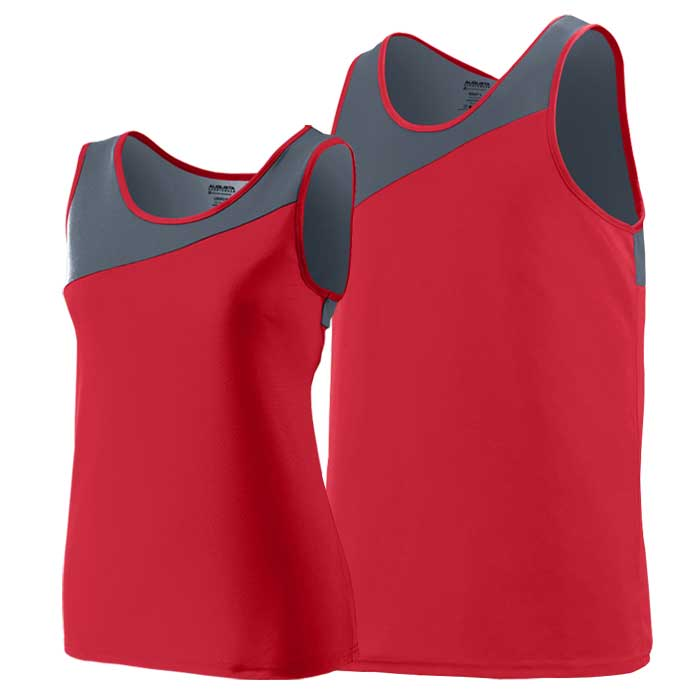 Red and Graphite Accelerate Track Uniform Singlet