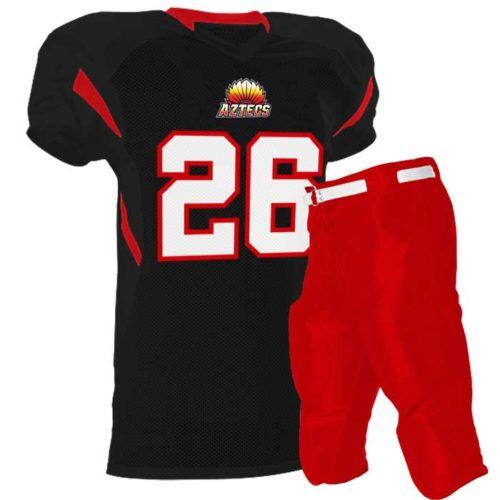 Alleson Phantom Football Uniform