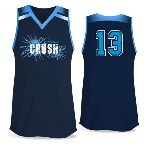Custom Sublimated Amped Blender FP Jersey Tank Softball