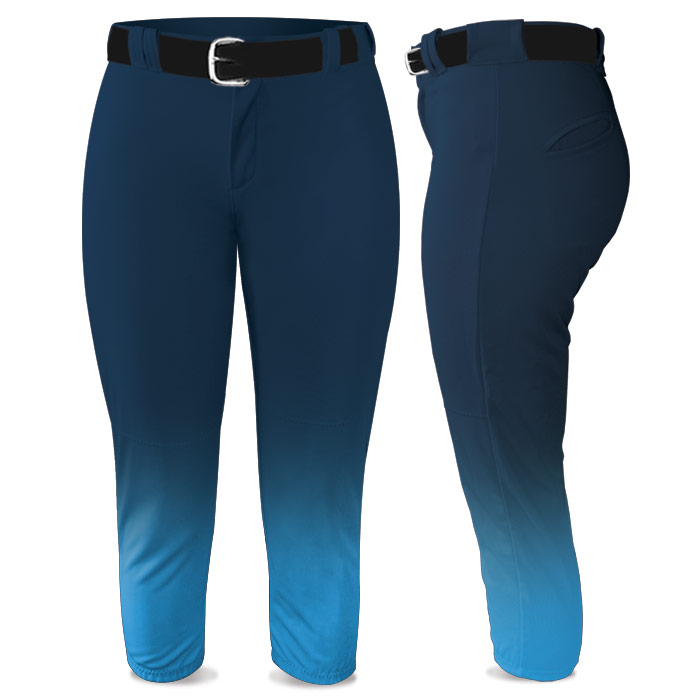 Custom Sublimated Amped Blender FP Pant Softball