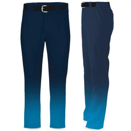 Custom Sublimated Amped Blender Baseball Pants