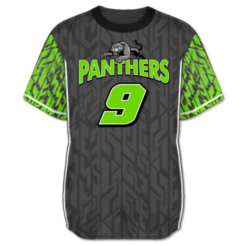Amped Galloping Ghost Flag Football Jersey