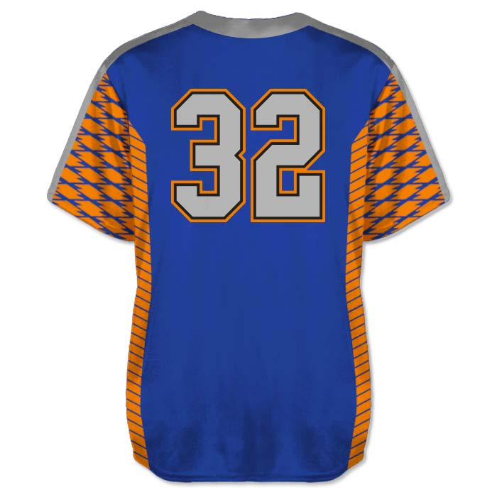 low priced 953ba dd6e8 Amped Gridiron FF Jersey 🖌 Designed by YOU!