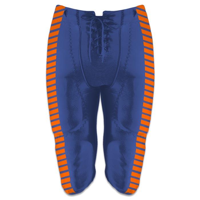 Custom Sublimated Amped Gridiron Football Pants
