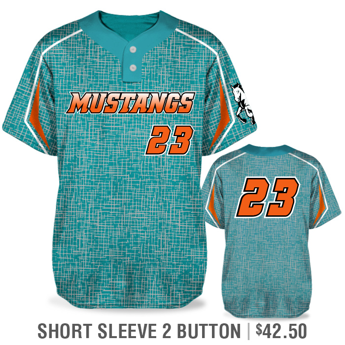 Amped Home Turf Custom Baseball Jersey Sublimated