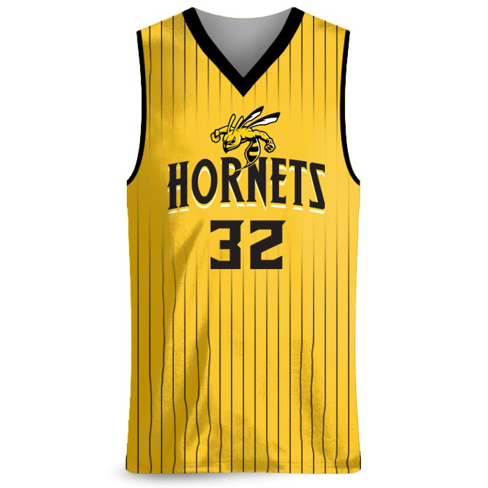 Custom Sublimated Amped Seismic Basketball Uniform Jersey Front