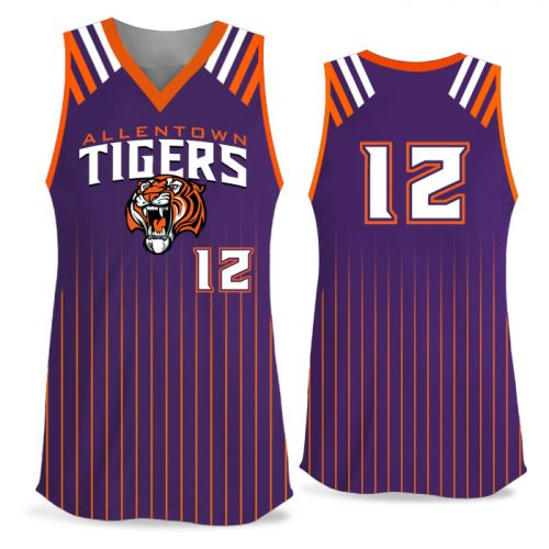 Custom Sublimated Amped Upper Deck FP Jersey Tank