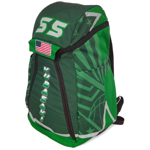 Custom Sublimated Amped Wildcat Backpack for Basketball
