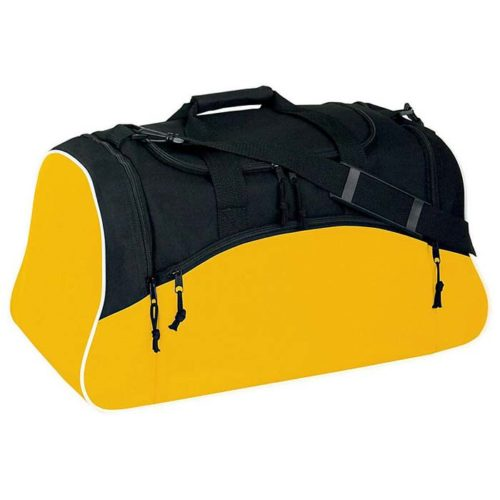 Heavy Duty Condition Duffel Bag yellow