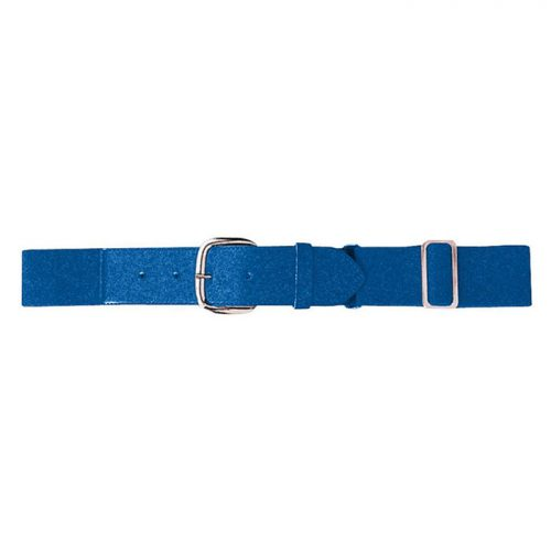 Elastic Belt for Baseball and Softball in Royal Blue