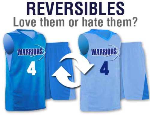 Reversible Basketball Uniforms – A Love/Hate Relationship