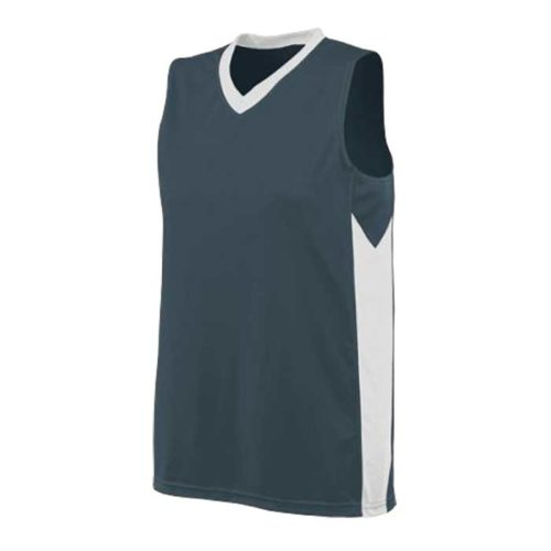 Block Out Basketball Uniform Jersey