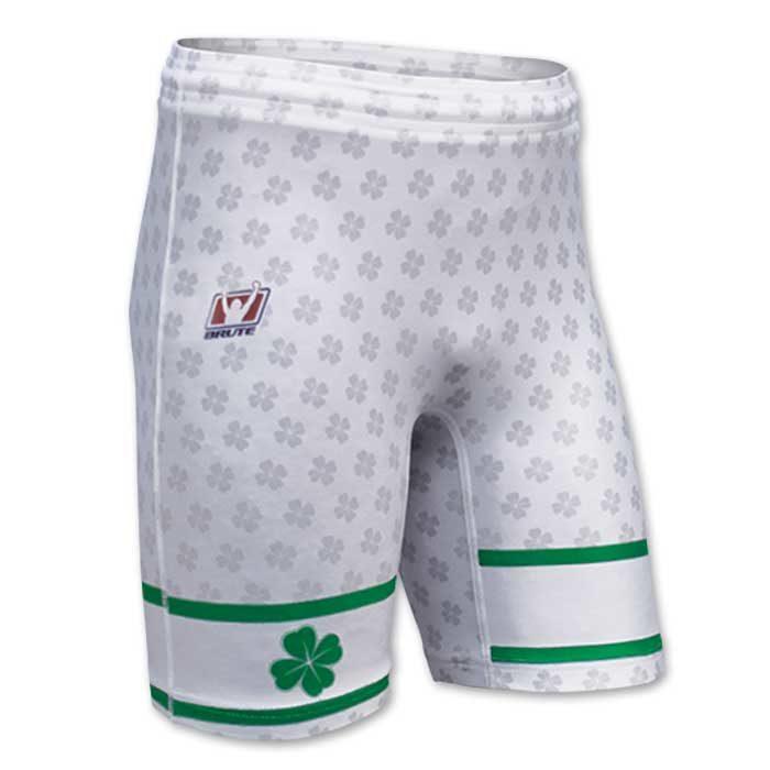 brute wrestling compression shorts