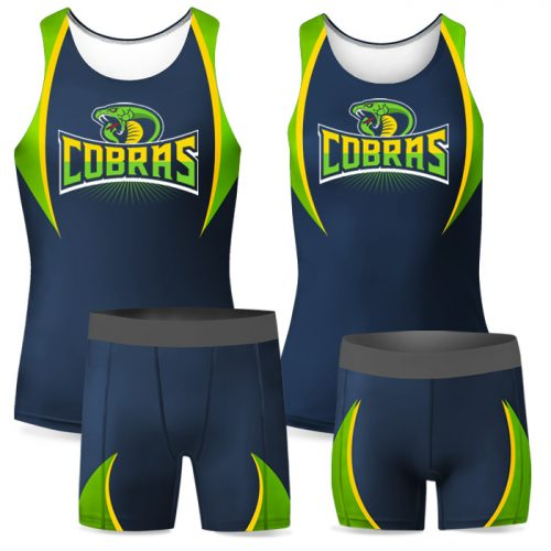 Custom Sublimated Chromagear Cannon Track Uniform