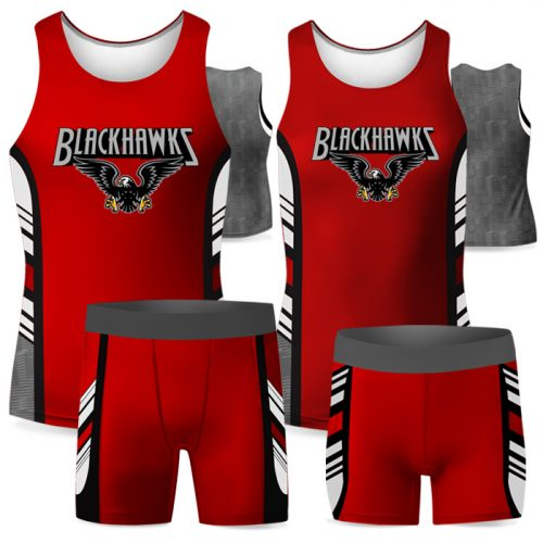 Custom Sublimated Chromagear Fast Lane Track Uniform
