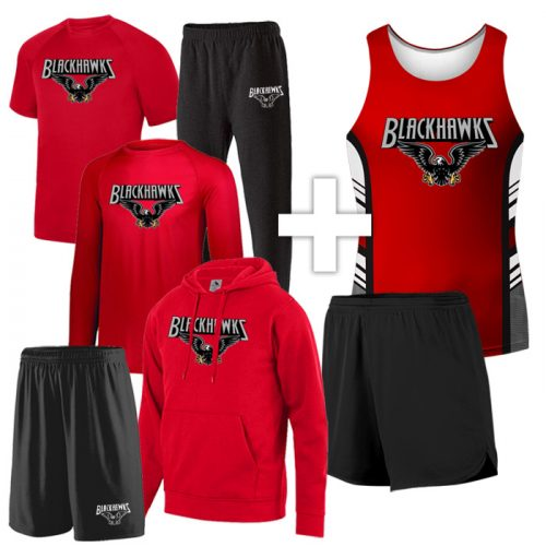 Cross Country Unity Bundle with the Fast Lane jersey
