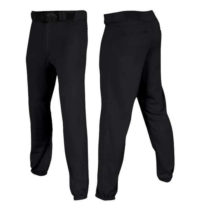 Stock Champro brand Baseball pants in Black