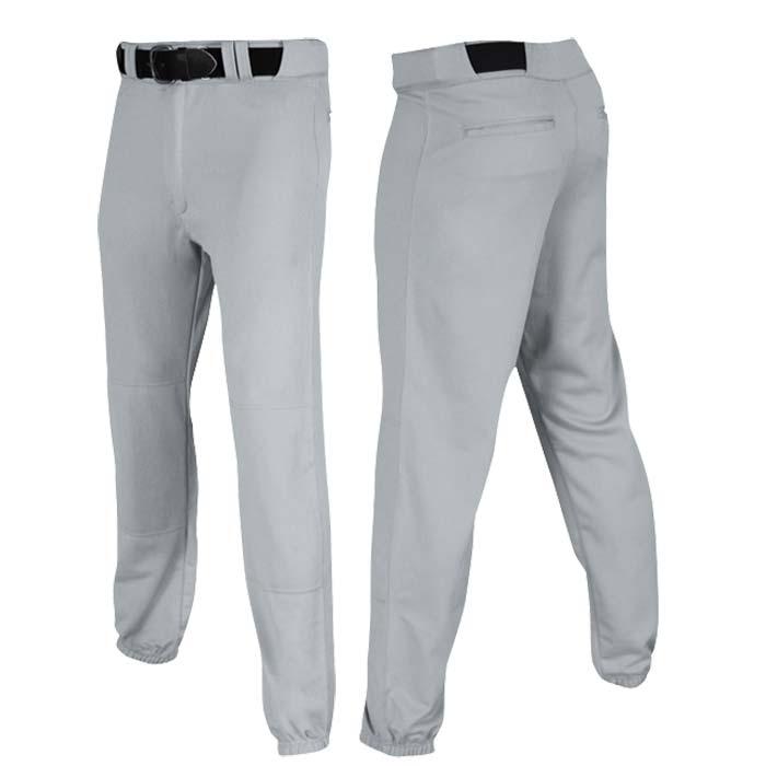 Stock Champro brand Baseball pants in Grey