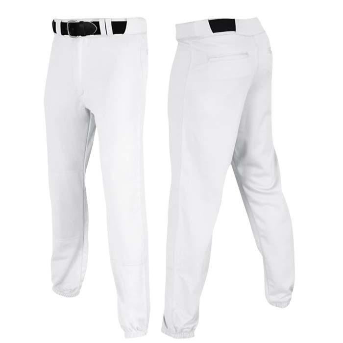 Stock Champro brand Baseball pants in white