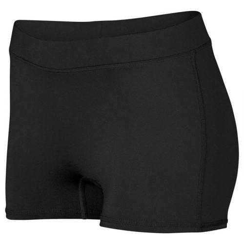 Compression Volleyball Dare Shorts Black