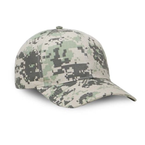 Digital Camo Cap-military-green