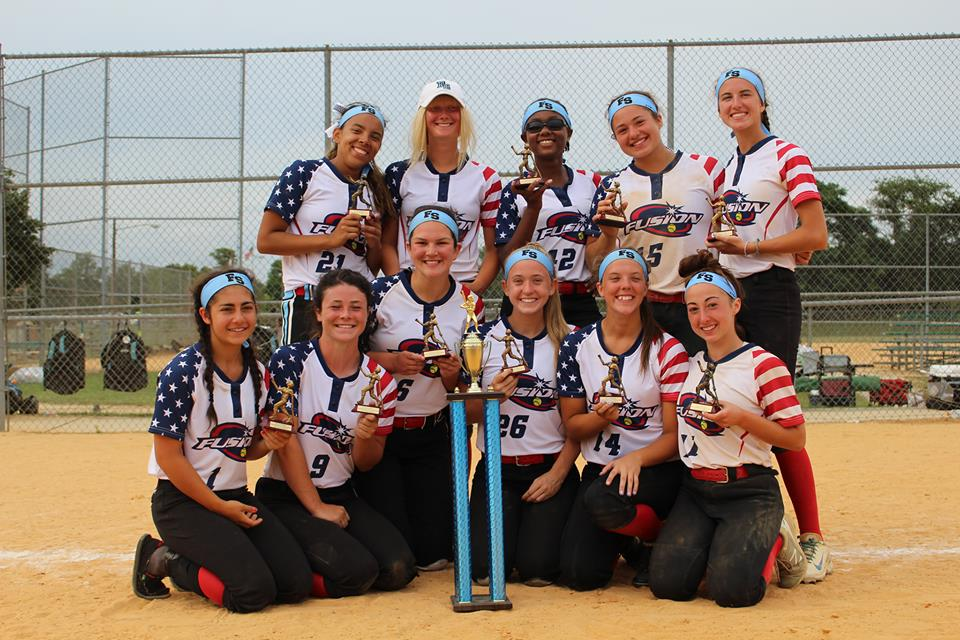 Elite Independence Day Fastpitch Uniforms