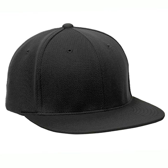 Pacific Headwear ES342 Premium P-Tec Cap in Black