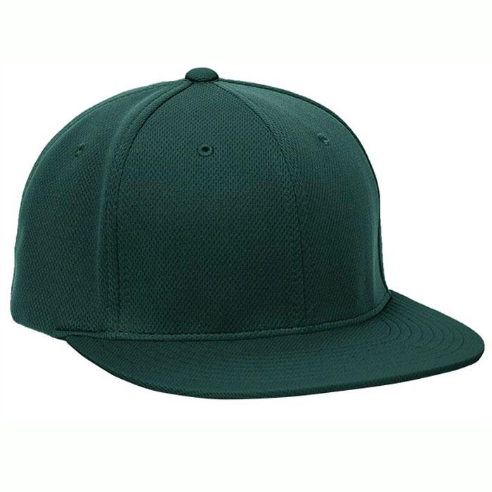 Pacific Headwear ES342 Premium P-Tec Cap in Dark Green