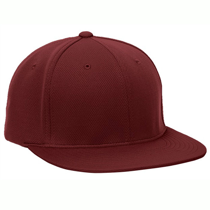 Pacific Headwear ES342 Premium P-Tec Cap in Maroon