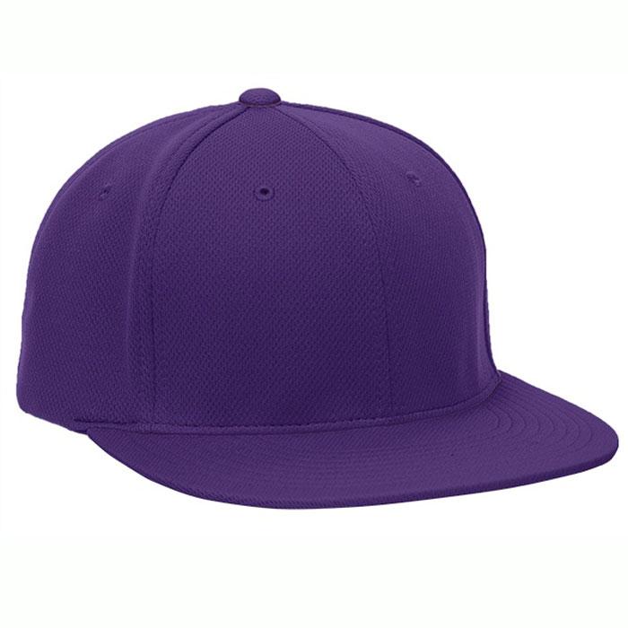 Pacific Headwear ES342 Premium P-Tec Cap in Purple