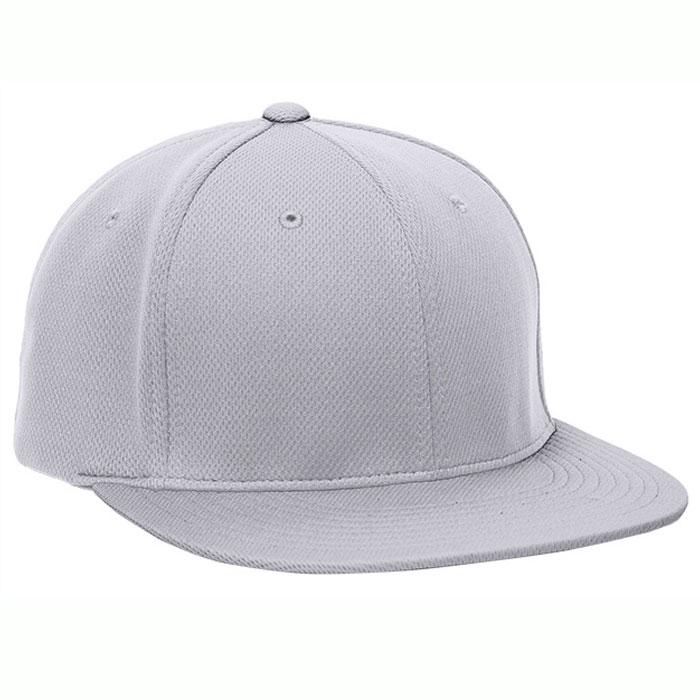 Pacific Headwear ES342 Premium P-Tec Cap in Silver