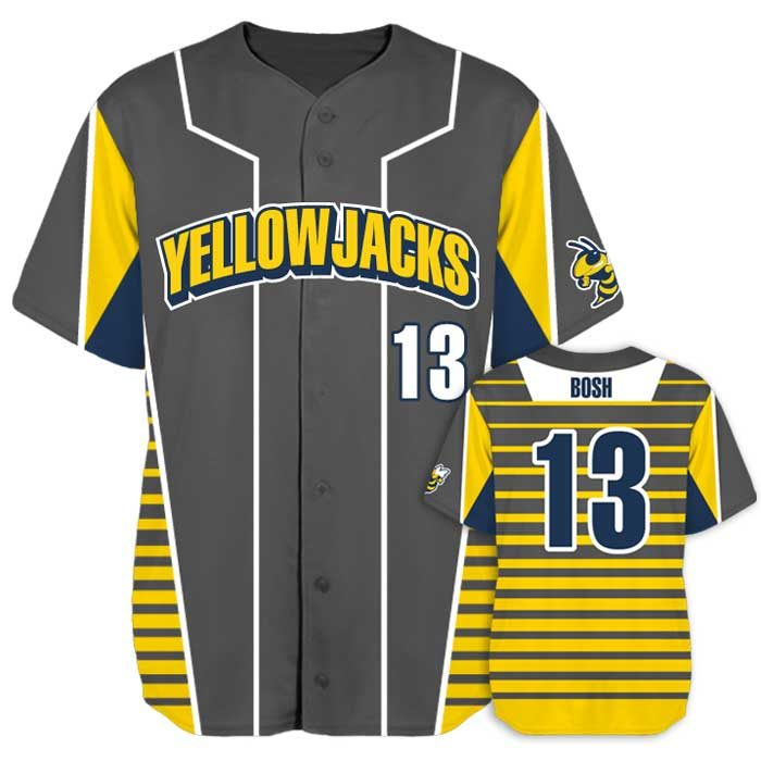 Elite Lineup Custom Baseball Jersey
