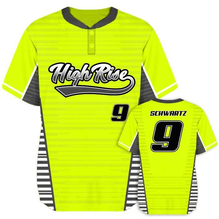 Elite Yardstick Custom Baseball Jersey