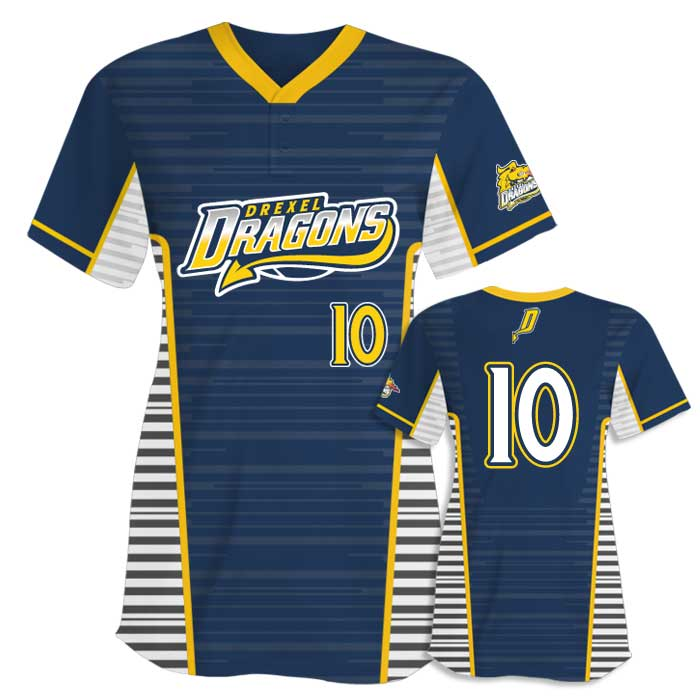 Sublimated Softball Elite Yardstick Custom Fastpitch Jersey