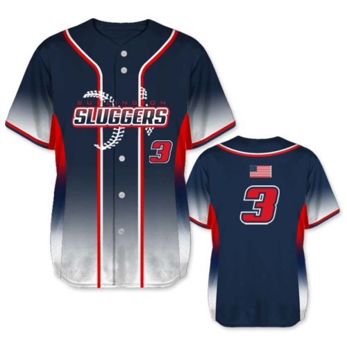 Elite 5th Element Custom Baseball Jersey