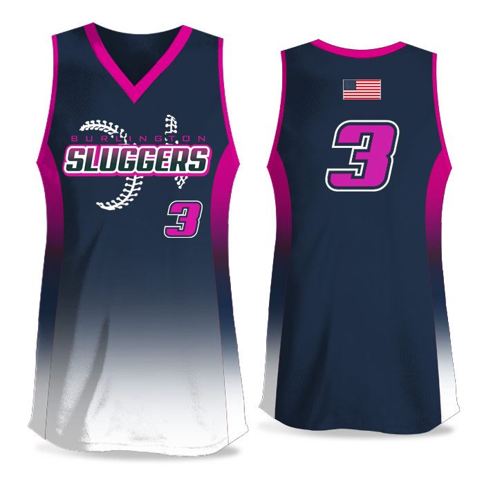 Custom Sublimated lite 5th Element FP Jersey Tank