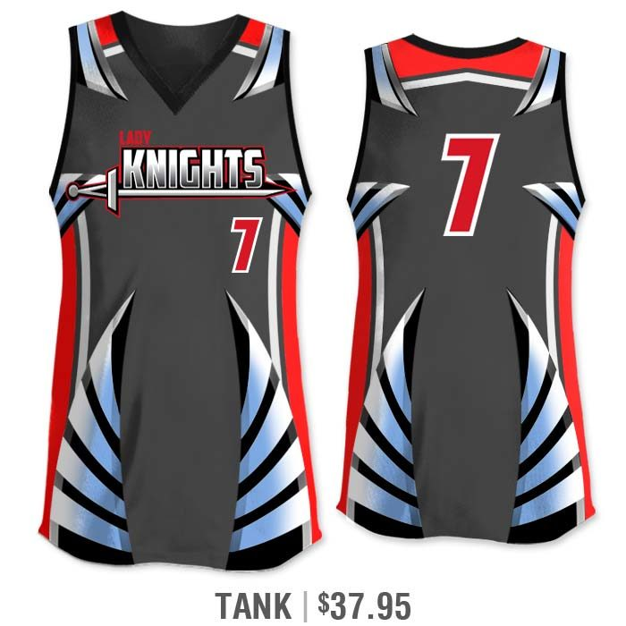 Elite Bash Boost Deluxe Custom Sublimated Tank Softball Jersey