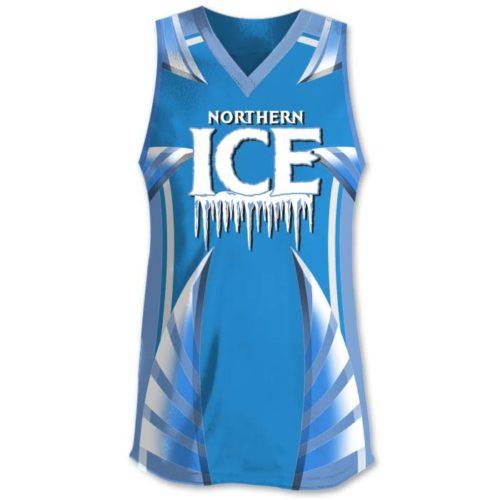 Elite Bash Deluxe Disney Frozen Inspired Softball Jersey