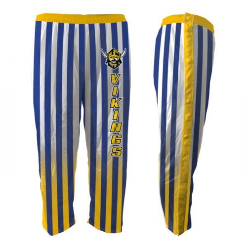 Elite Candy Stripe Fader Tearaway Pant