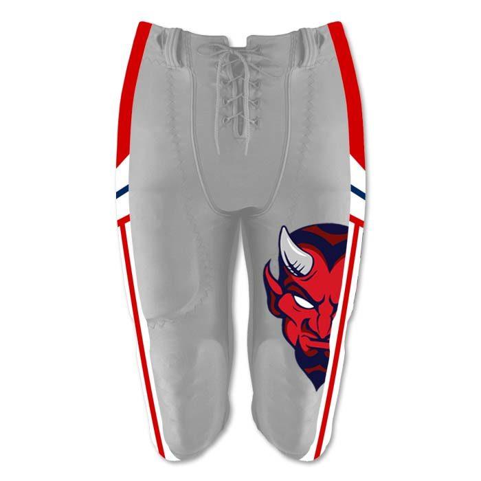 Elite Control Sublimated Footbal Pant Front