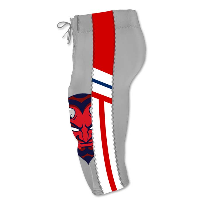 Elite Control Sublimated Footbal Pant Side
