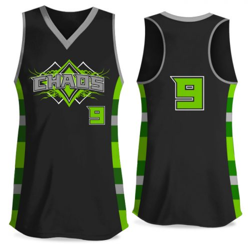 Custom Sublimated Elite Diehard FP Jersey Racerback