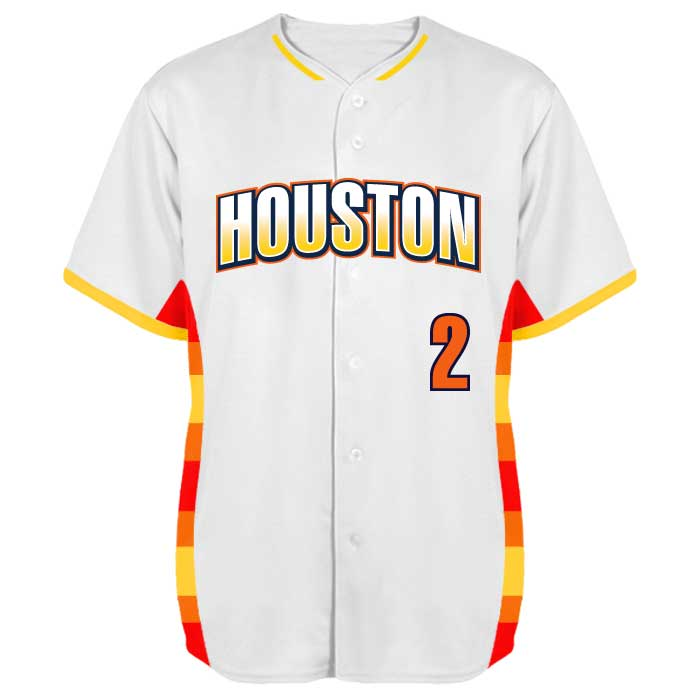 Throwback style, fully sublimated Elite Diehard Custom Baseball Jersey